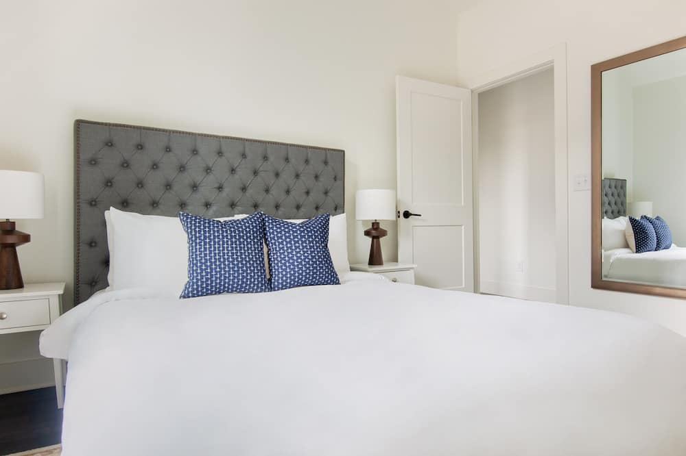 Suite Deluxe, 4 chambres, balcon - Chambre