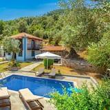 Villa Glysteri Large Private Pool Walk to Beach A C - 2125