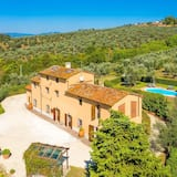 Villa Le Balze Large Private Pool Wifi - 3016