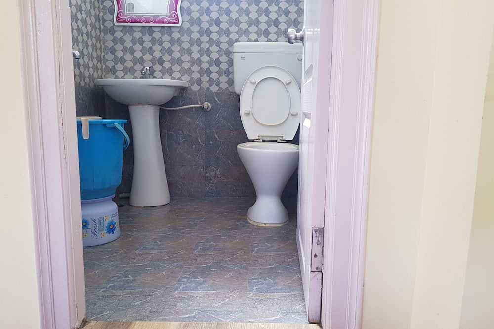 Standardní pokoj s dvojlůžkem - Koupelna