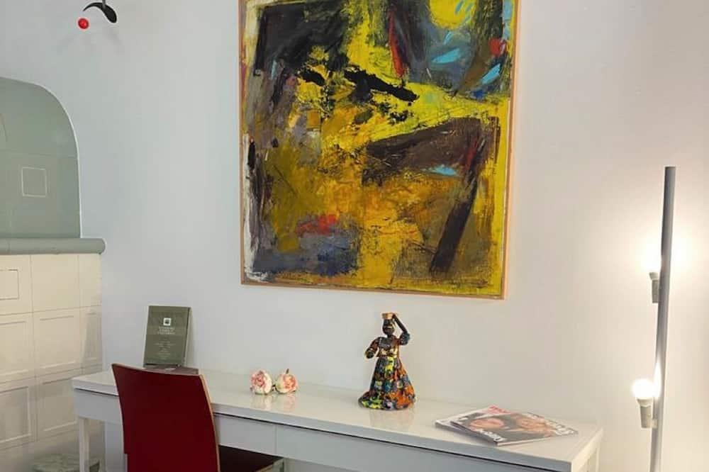Soukromý byt typu Deluxe - Obývací pokoj