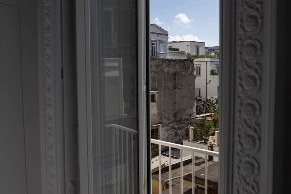 Classic Tek Büyük Yataklı Oda, Balkon, Şehir Manzaralı - Balkon