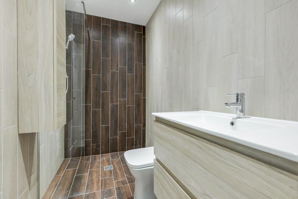 Suite ejecutiva, baño privado - Baño
