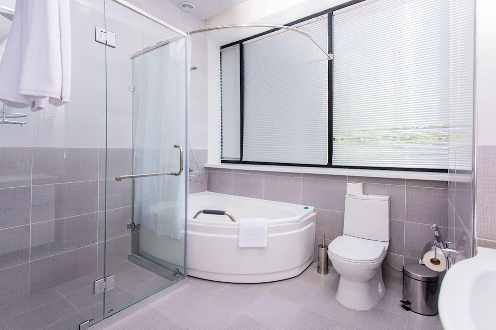 Panoramic Room - Bilik mandi
