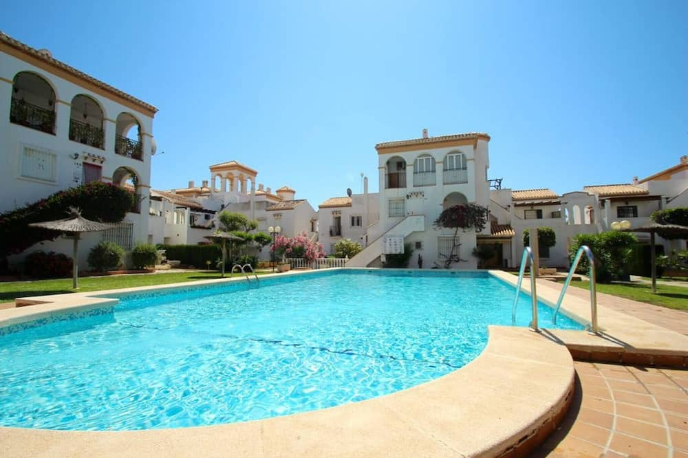 Lovely Penthouse With sea View in Orihuela Costa, Orihuela