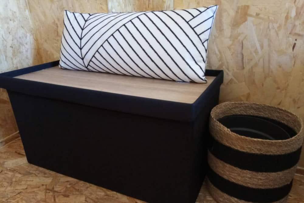別墅, 2 張加大雙人床 - 浴室