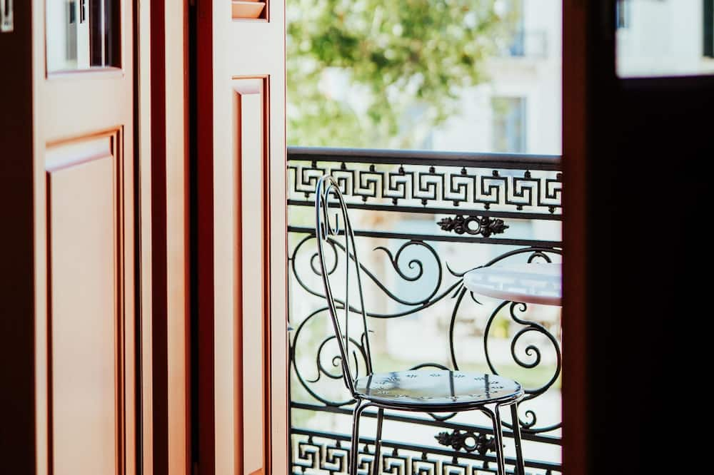 Queen Suite, Sea View - Balcony