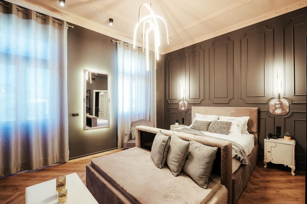 Queen Suite, Sea View - Guest Room
