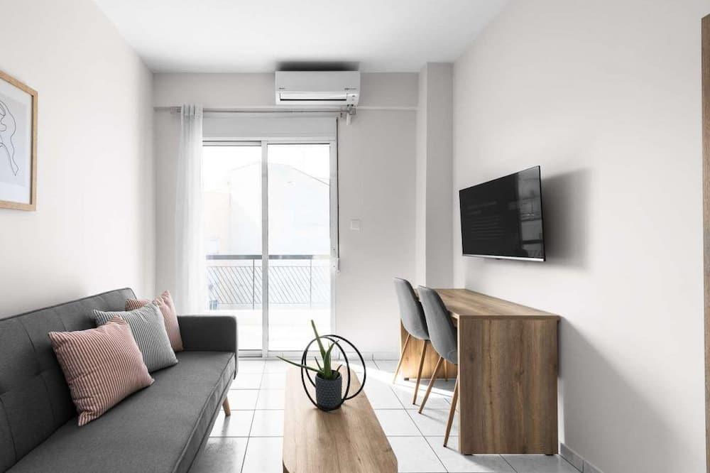 City apartman - Nappali rész