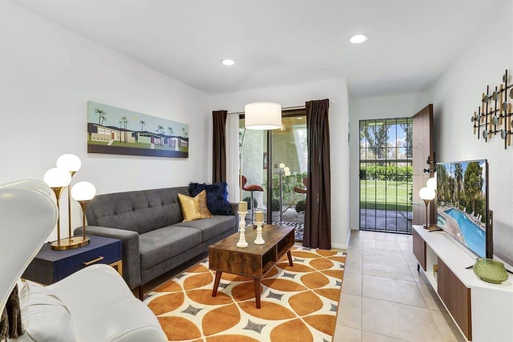 Condo (Los Felices M104) - Living Room