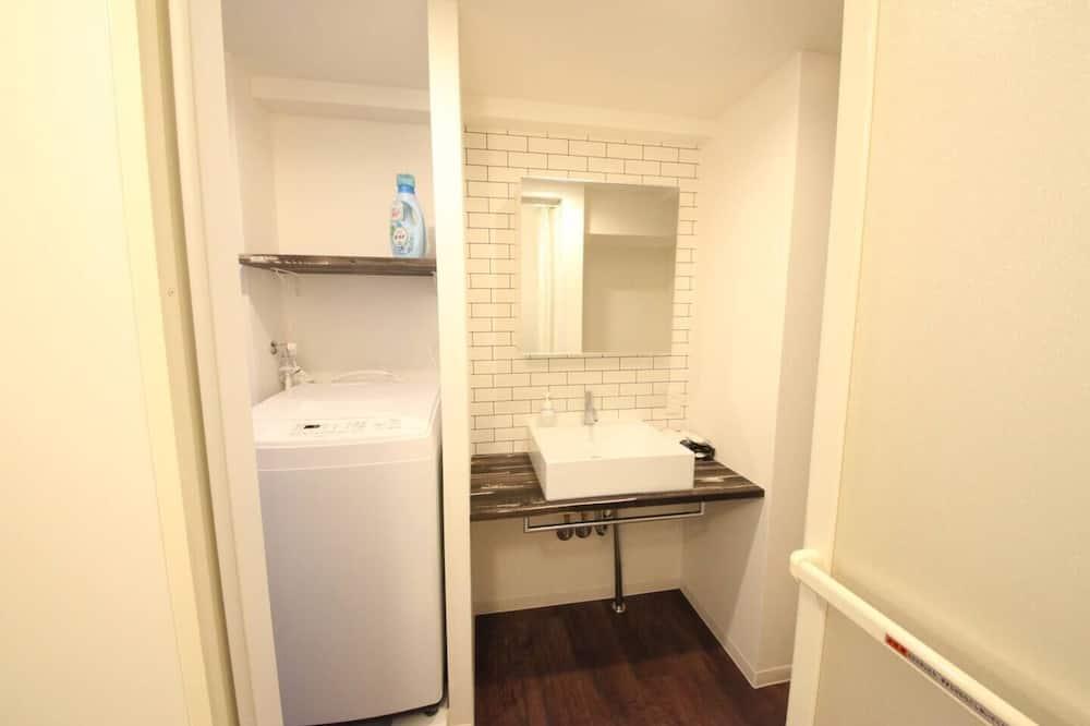 Apartament, dla niepalących - Łazienka