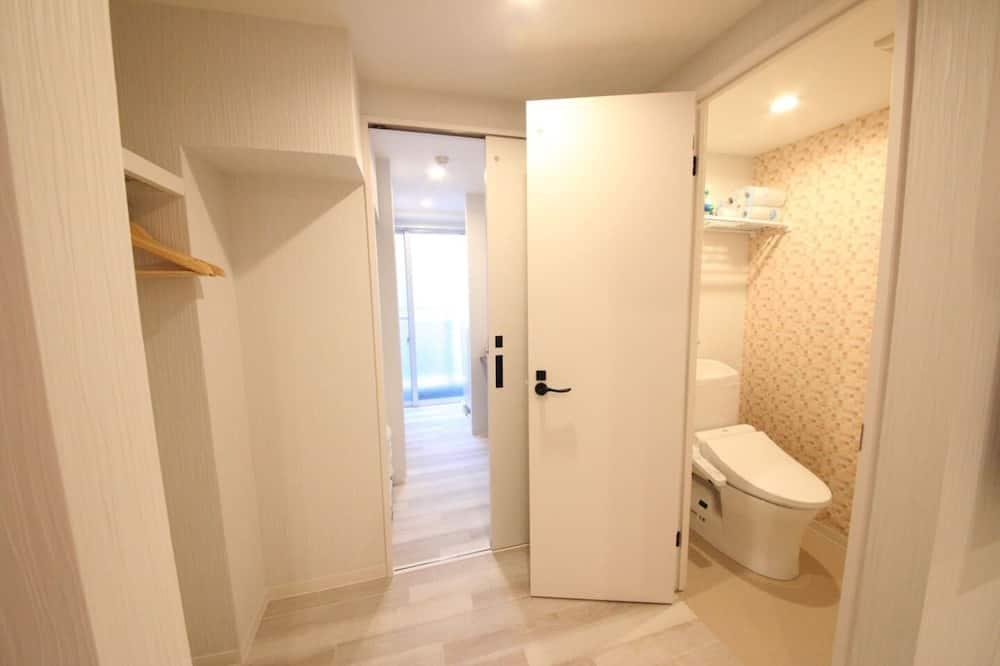 apartman, nemdohányzó - Fürdőszoba