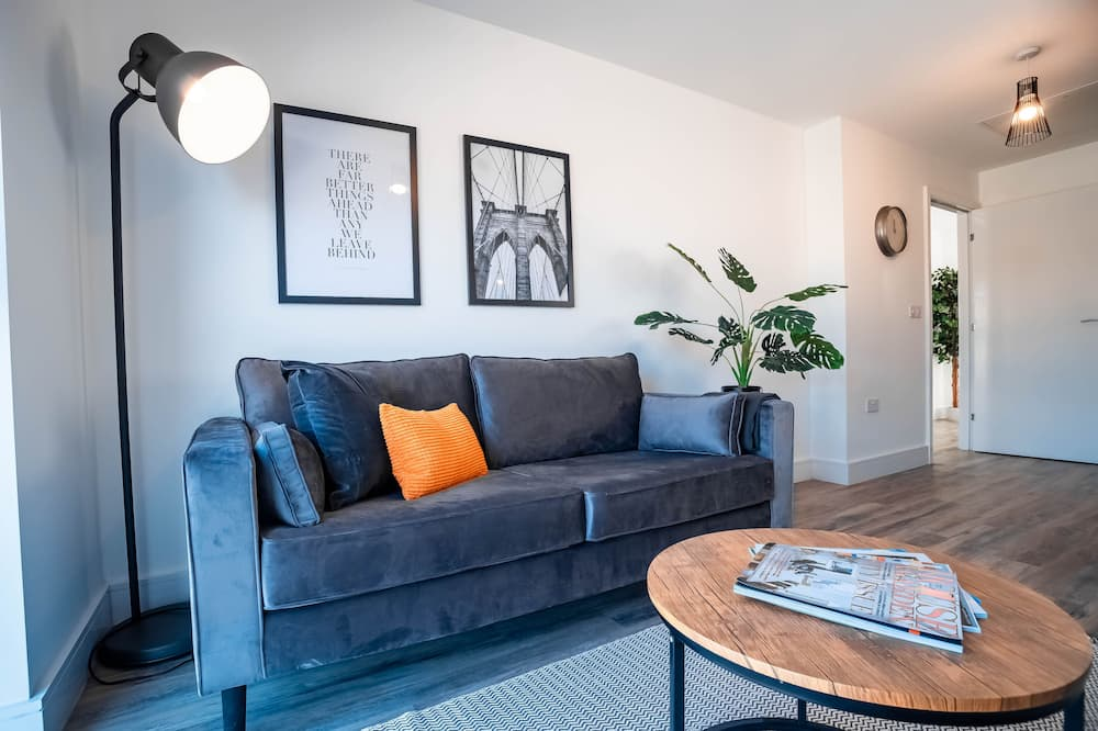 Superior appartement - Woonruimte