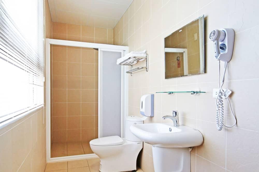 시그너처 쿼드룸, 더블침대 2개 - 욕실