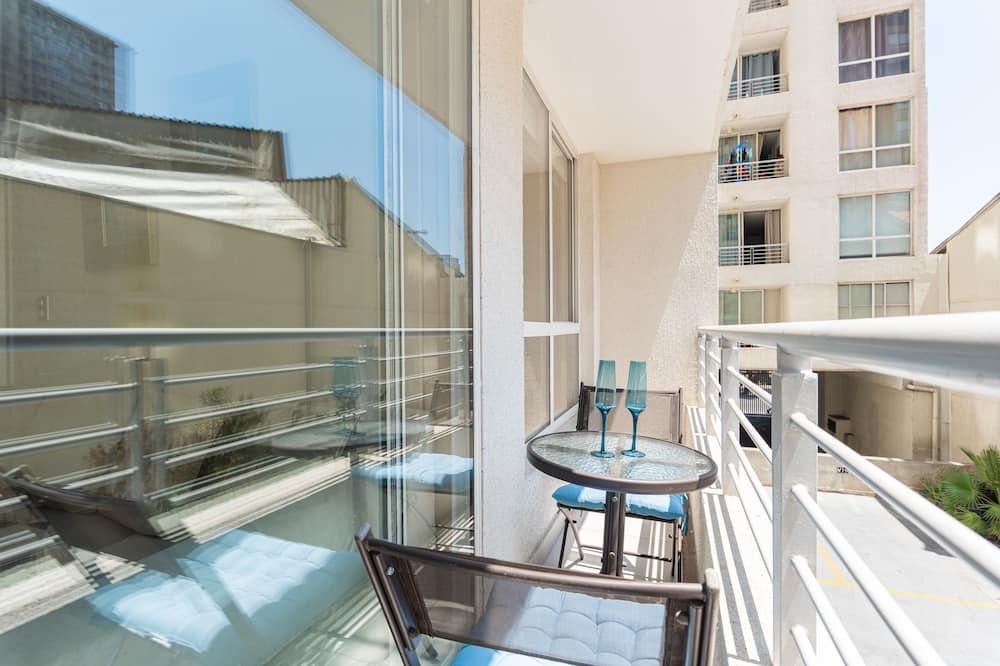Elite Apartment - Balcony