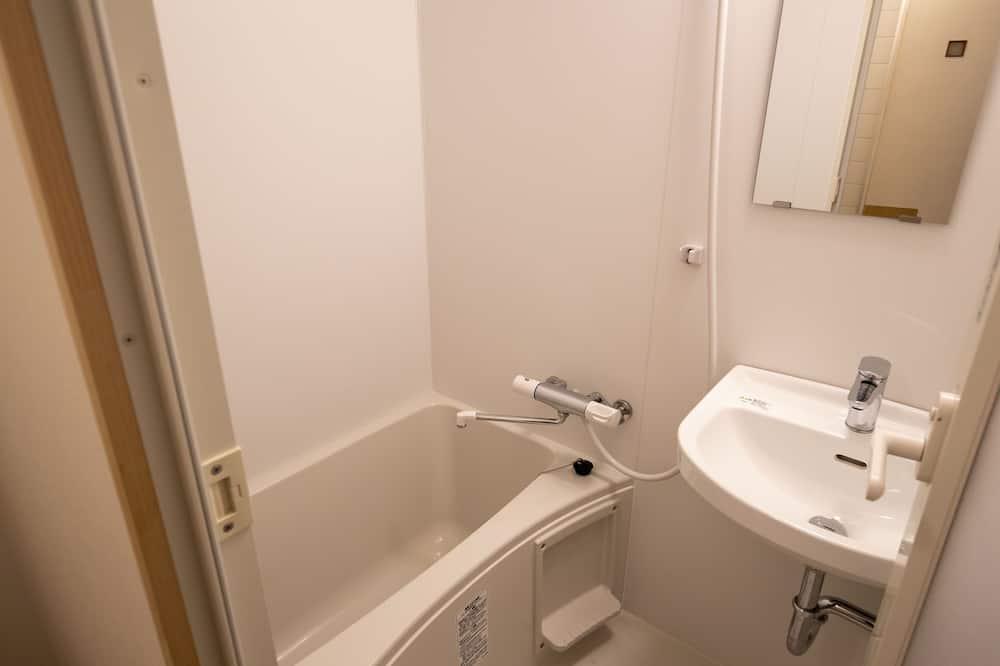 Номер с 2 односпальными кроватями, для некурящих (Main Building) - Ванная комната