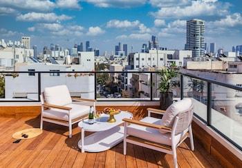 A(z) Debrah Brown Tel-Aviv hotel fényképe itt: Tel Aviv