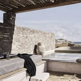 Kukulu Suite Pool & Jacuzzi Sea View - Viesu numurs
