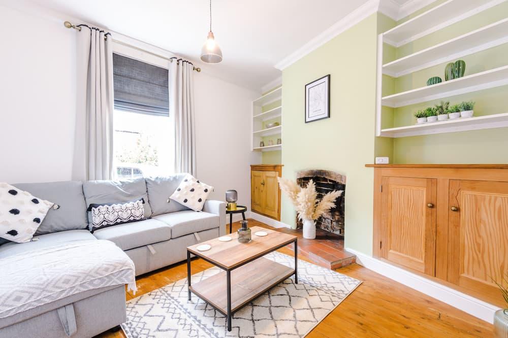 Dom typu Premium - Obývacie priestory
