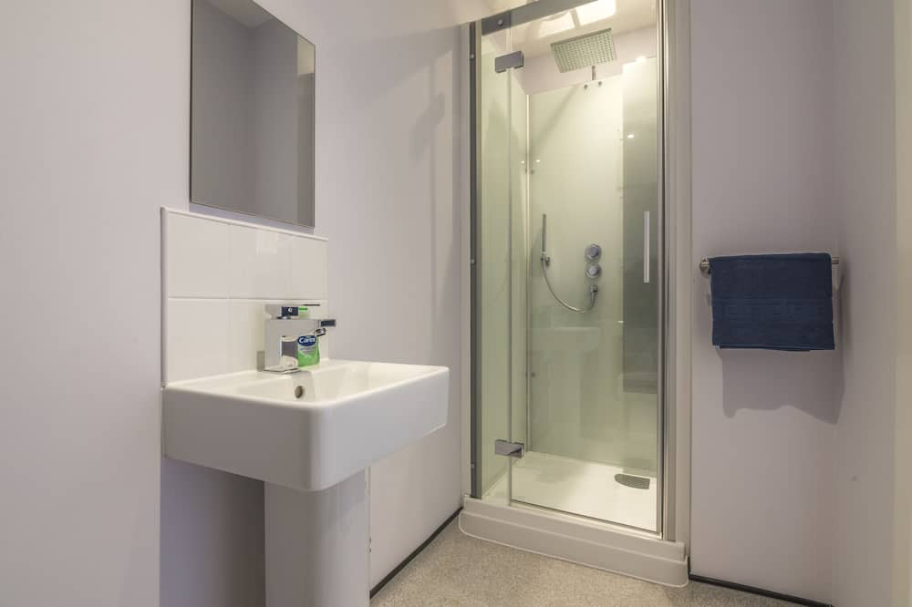 Chatka typu Basic - Kúpeľňa