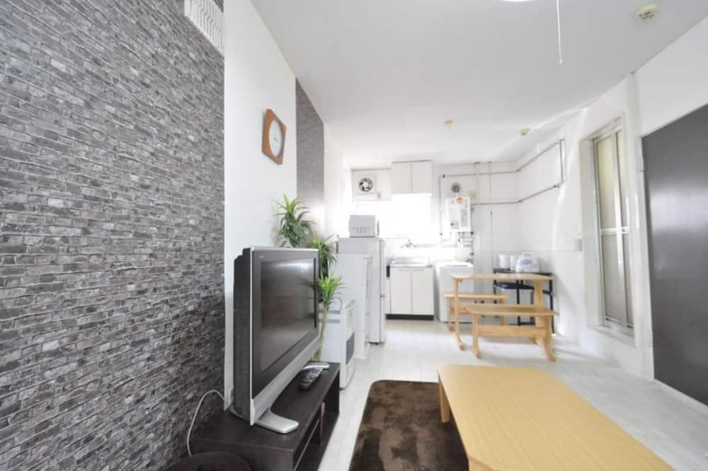 Apartmán typu Basic, nefajčiarska izba - Obývacie priestory