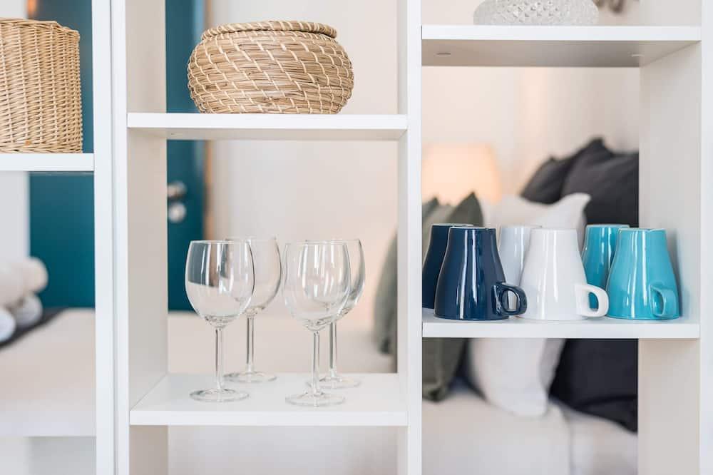 Apartmán typu Basic, 1 dvojlôžko s rozkladacou sedačkou - Izba