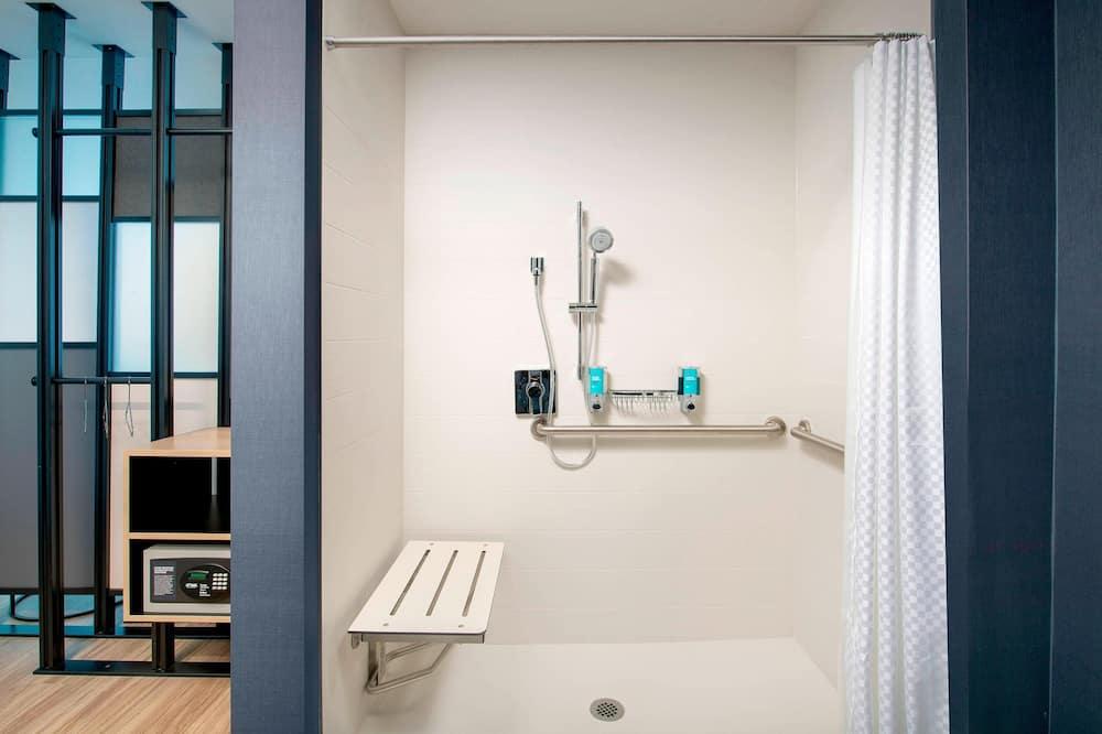 Loft, 1 king size krevet, za nepušače - Kupaonica pristupačna osobama s invaliditetom