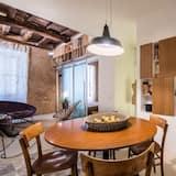 エクスクルーシブ アパートメント - リビング エリア