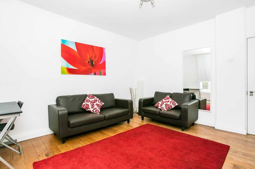 Apartmán typu Basic, 2 dvojlôžka - Obývačka