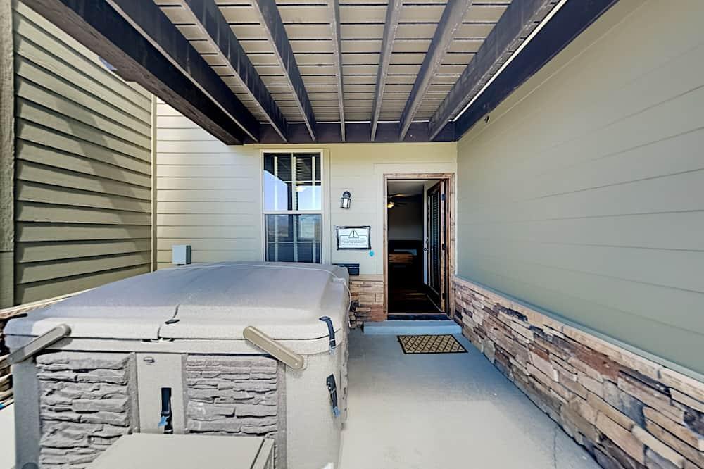 Stadtwohnung, 3Schlafzimmer - Balkon