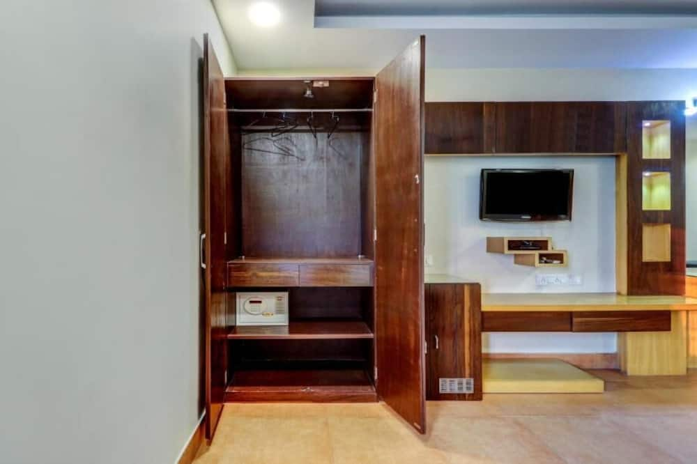 Premium dubbelrum - Vardagsrum
