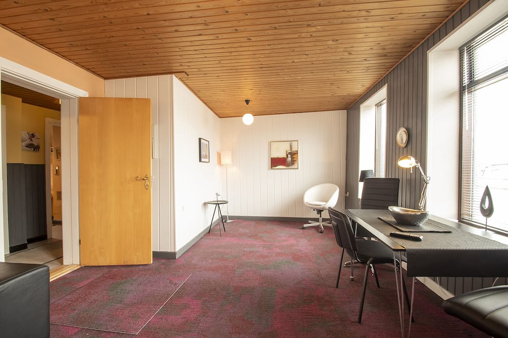 Doppia Basic - Area soggiorno