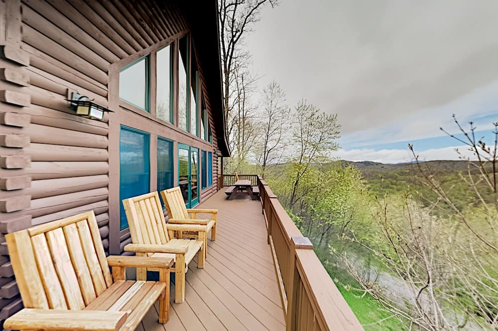 Dom, 4 spálne - Balkón