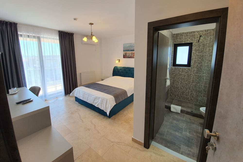 Comfort Double Room, 1 Katil Ratu (Queen) - Bilik mandi