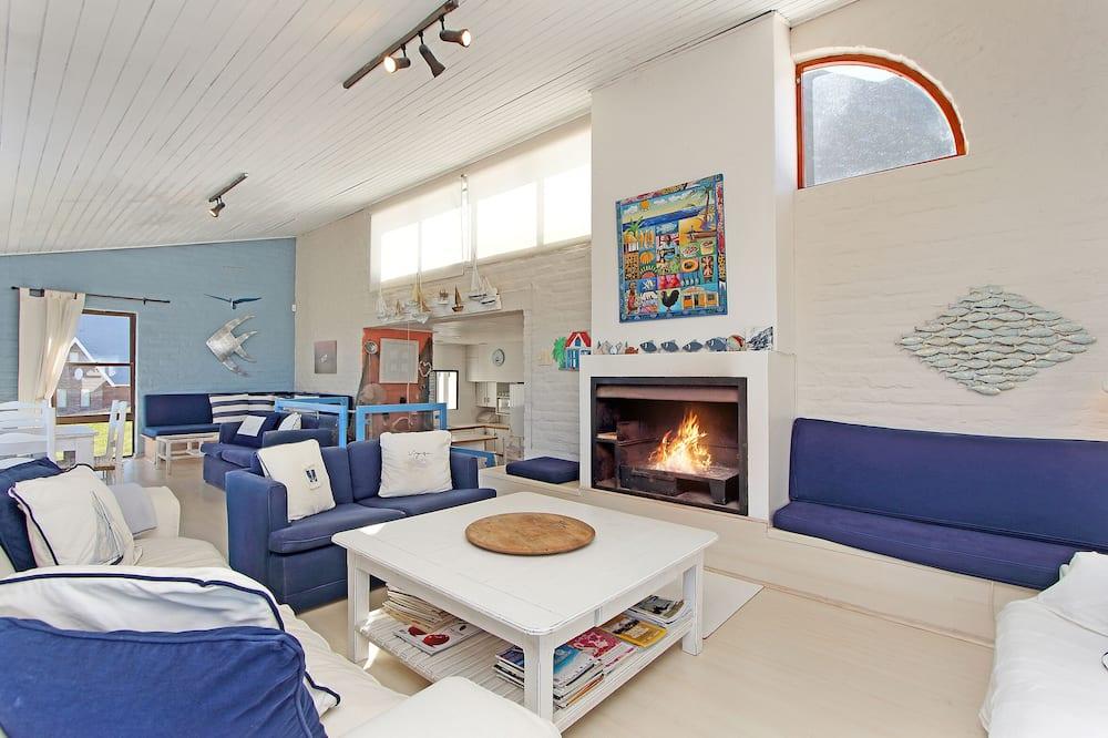 Casa Confort - Zona de estar