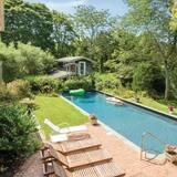 Hus, flere senger (Shinnecock Sanctuary) - Svømmebasseng