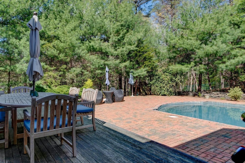 獨棟房屋, 多張床 (Traditional East Hampton Estate) - 游泳池