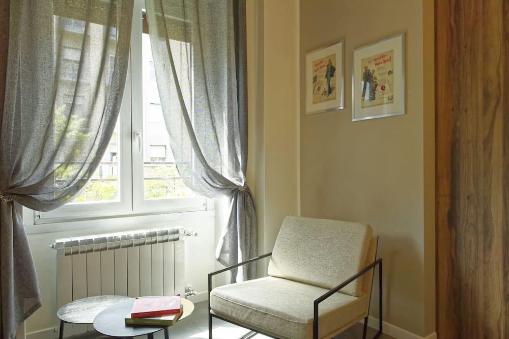Apartemen Deluks - Pemandangan dari kamar