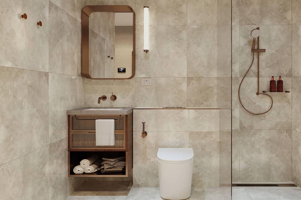 Standard Room, 1 Katil Raja (King), Non Smoking (Shower Only) - Bilik mandi
