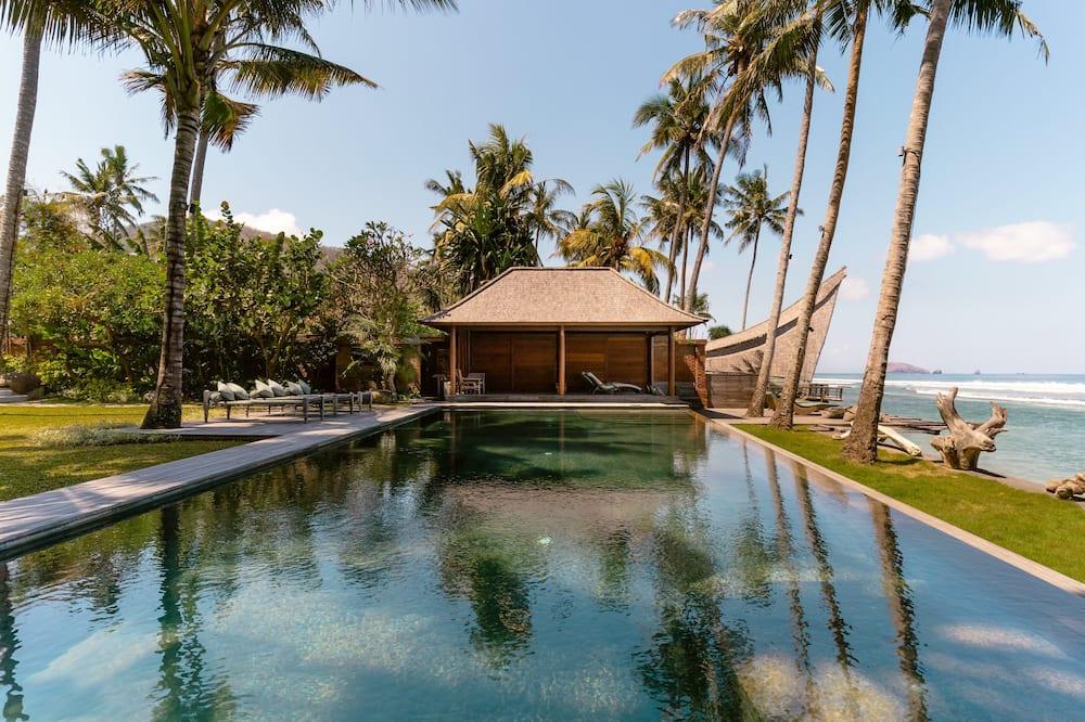 Basic Villa, Multiple Beds, Sea View - Pool