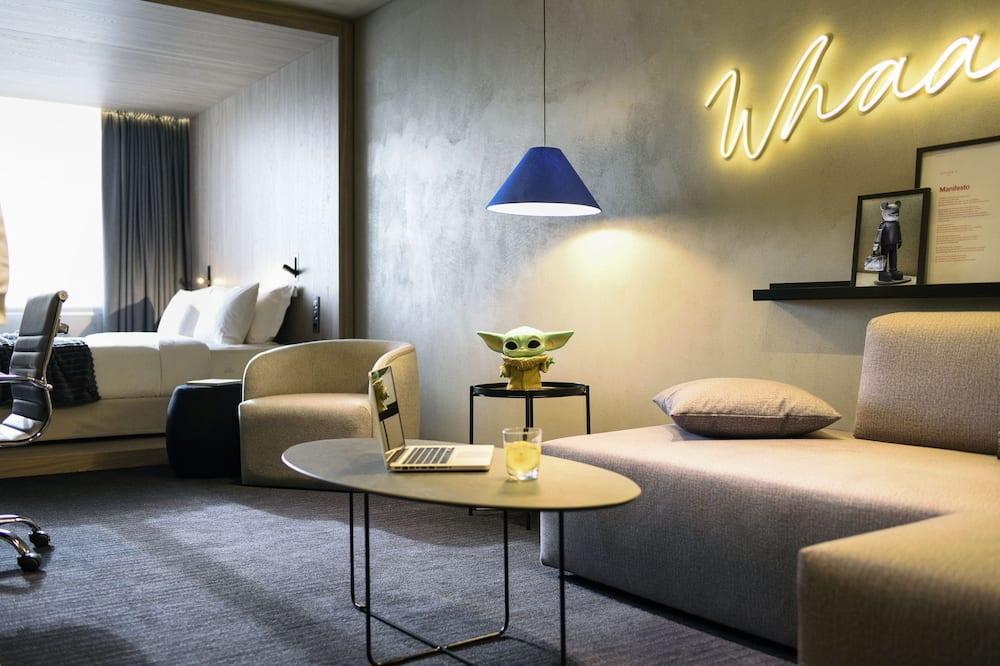 Signature Suite - Powierzchnia mieszkalna