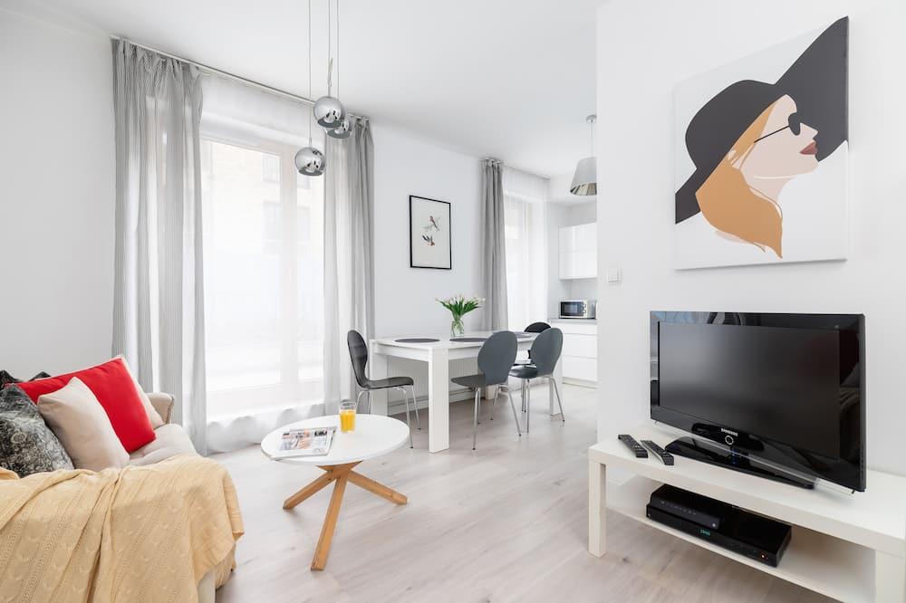 Apartment, 1 Schlafzimmer, Terrasse - Profilbild
