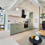 Štúdio typu Deluxe - Obývacie priestory