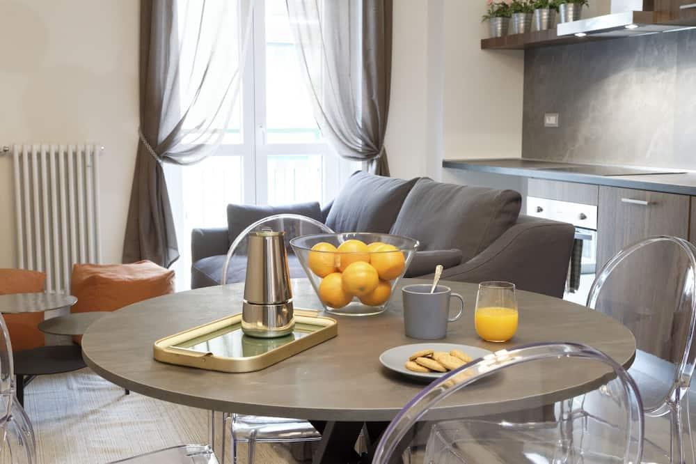 Apartemen Deluks - Area Keluarga