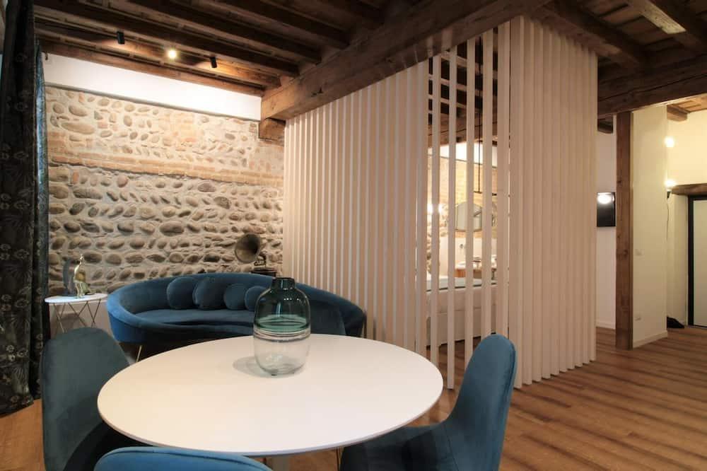 Apartmán typu Deluxe - Izba