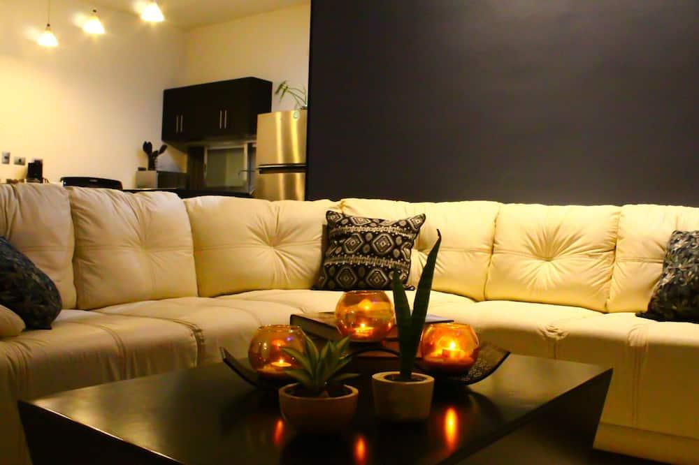 Štandardný dom - Obývacie priestory