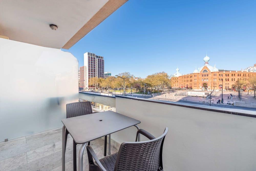 Apartmán typu Basic, 1 veľké dvojlôžko - Balkón