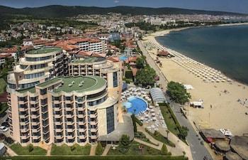 Foto van Marlin Beach Hotel - All inclusive in Sunny Beach