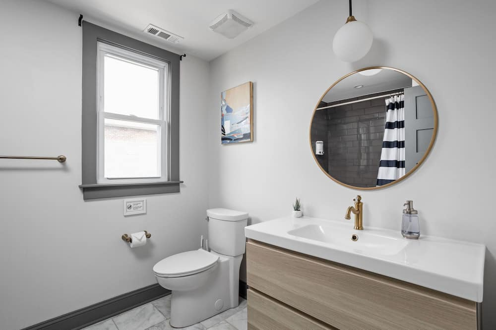 Talo (3 Bedrooms) - Kylpyhuone