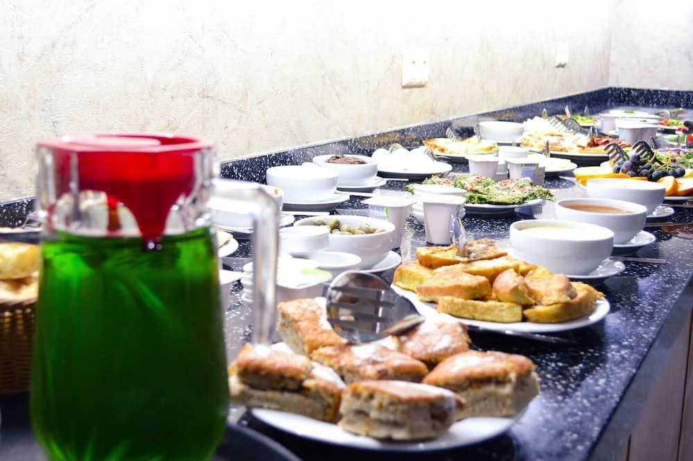אזור ארוחת הבוקר